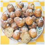 Акуакуар – медовое печенье