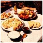 Ахуажв – вареные хлебцы из кукурузной муки с сыром