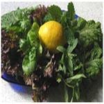 Салаты и растительные блюда